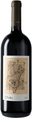 33,95 € Free Shipping | Red wine 4 Kilos 12 Volts I.G.P. Vi de la Terra de Mallorca Majorca Spain Merlot, Syrah, Cabernet Sauvignon, Callet, Fogoneu Magnum Bottle 1,5 L