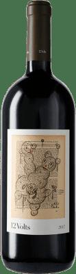 33,95 € Envío gratis | Vino tinto 4 Kilos 12 Volts I.G.P. Vi de la Terra de Mallorca Mallorca España Merlot, Syrah, Cabernet Sauvignon, Callet, Fogoneu Botella Mágnum 1,5 L