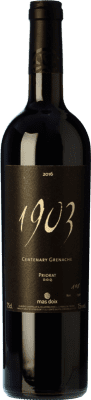 309,95 € Free Shipping | Red wine Mas Doix 1903 Garnatxa Centenària D.O.Ca. Priorat Catalonia Spain Grenache Bottle 75 cl