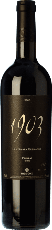 269,95 € Free Shipping | Red wine Mas Doix 1903 Garnatxa Centenària D.O.Ca. Priorat Catalonia Spain Grenache Bottle 75 cl