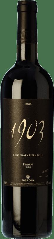 269,95 € Envío gratis | Vino tinto Mas Doix 1903 Garnatxa Centenària D.O.Ca. Priorat Cataluña España Garnacha Botella 75 cl