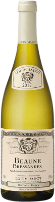 59,95 € Free Shipping | White wine Louis Jadot 1er Cru Bressandes Blanc A.O.C. Côte de Beaune Burgundy France Chardonnay Bottle 75 cl