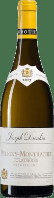 102,95 € Free Shipping   White wine Drouhin 1er Cru Folatières A.O.C. Puligny-Montrachet Burgundy France Chardonnay Bottle 75 cl