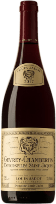 154,95 € Free Shipping | Red wine Louis Jadot 1er Cru Les Estournelles St. Jacques A.O.C. Gevrey-Chambertin Burgundy France Pinot Black Bottle 75 cl