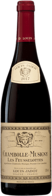 101,95 € Free Shipping | Red wine Louis Jadot 1er Cru Les Feusselottes A.O.C. Chambolle-Musigny Burgundy France Pinot Black Bottle 75 cl