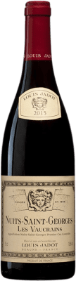 105,95 € Free Shipping | Red wine Louis Jadot 1er Cru Les Vaucrains A.O.C. Nuits-Saint-Georges Burgundy France Pinot Black Bottle 75 cl