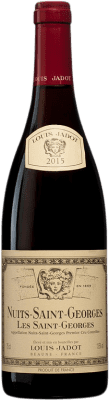 177,95 € Free Shipping | Red wine Louis Jadot 1er Cru A.O.C. Nuits-Saint-Georges Burgundy France Pinot Black Bottle 75 cl