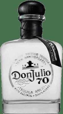 79,95 € Envoi gratuit | Tequila Don Julio 70 Cristalino Añejo Jalisco Mexique Bouteille 70 cl
