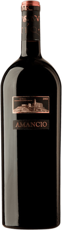 182,95 € Free Shipping | Red wine Sierra Cantabria Amancio 2002 D.O.Ca. Rioja Spain Tempranillo Magnum Bottle 1,5 L