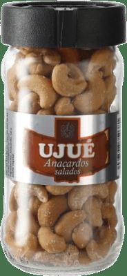 9,95 € Envío gratis   Aperitivos y Snacks Ujué Anacardo Salado España