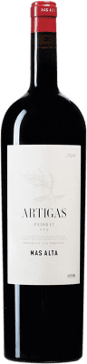 39,95 € Envío gratis | Vino tinto Mas Alta Artigas D.O.Ca. Priorat Cataluña España Cabernet Sauvignon, Garnacha Tintorera, Cariñena Botella Mágnum 1,5 L