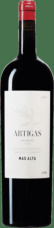 39,95 € Envoi gratuit | Vin rouge Mas Alta Artigas D.O.Ca. Priorat Catalogne Espagne Cabernet Sauvignon, Grenache Tintorera, Carignan Bouteille Magnum 1,5 L