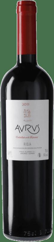 149,95 € Free Shipping | Red wine Allende Aurus D.O.Ca. Rioja Spain Tempranillo Bottle 75 cl