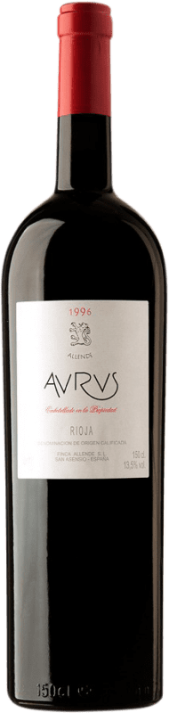 797,95 € Free Shipping | Red wine Allende Aurus 1996 D.O.Ca. Rioja Spain Tempranillo, Graciano Special Bottle 5 L