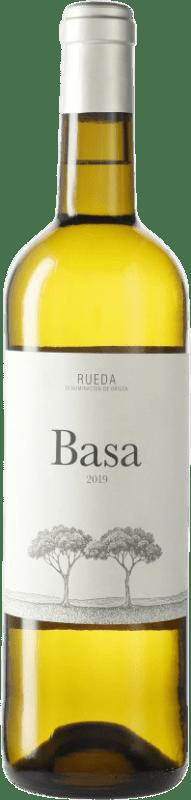 7,95 € Envío gratis   Vino blanco Telmo Rodríguez Basa D.O. Rueda Castilla y León España Verdejo Botella 75 cl