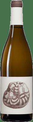 13,95 € Free Shipping | White wine Vins de Pedra Blanc de Folls D.O. Conca de Barberà Catalonia Spain Macabeo, Parellada Bottle 75 cl