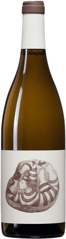 6,95 € Free Shipping | White wine Vins de Pedra Blanc de Folls D.O. Conca de Barberà Catalonia Spain Macabeo, Parellada Bottle 75 cl