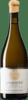 785,95 € Free Shipping | White wine Chapoutier Blanc L'Ermite A.O.C. Hermitage France Marsanne Bottle 75 cl