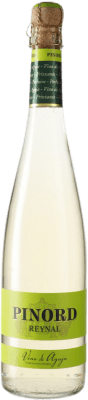 4,95 € Free Shipping | White wine Pinord Blanc D.O. Penedès Catalonia Spain Bottle 75 cl