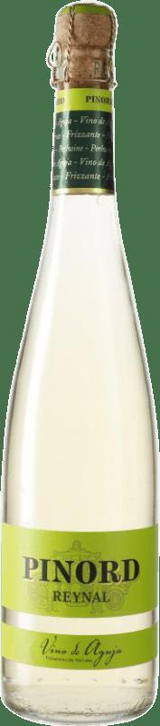 4,95 € Envoi gratuit | Vin blanc Pinord Blanc D.O. Penedès Catalogne Espagne Bouteille 75 cl