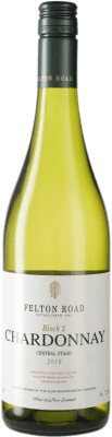 62,95 € Free Shipping | White wine Felton Road Block 2 I.G. Central Otago Central Otago New Zealand Chardonnay Bottle 75 cl