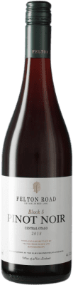 104,95 € Free Shipping | Red wine Felton Road Block 5 I.G. Central Otago Central Otago New Zealand Pinot Black Bottle 75 cl