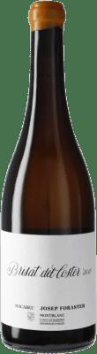 18,95 € Free Shipping | White wine Josep Foraster Brisat del Coster D.O. Conca de Barberà Catalonia Spain Macabeo Bottle 75 cl
