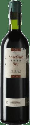 59,95 € Free Shipping | Red wine Mas Martinet Bru 1999 D.O.Ca. Priorat Catalonia Spain Syrah, Grenache Bottle 75 cl