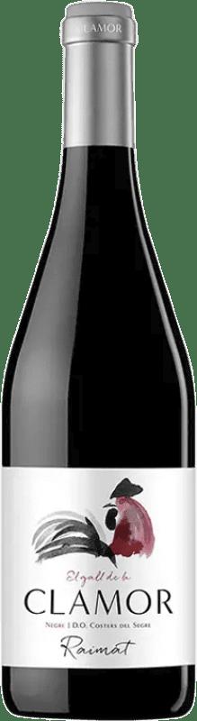 4,95 € Free Shipping   Red wine Raimat Clamor Roble D.O. Costers del Segre Spain Tempranillo, Merlot, Cabernet Sauvignon Bottle 75 cl