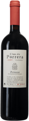 125,95 € Free Shipping | Red wine Cims de Porrera Clàssic 1997 D.O.Ca. Priorat Catalonia Spain Grenache, Cabernet Sauvignon, Carignan Bottle 75 cl