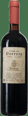 169,95 € Free Shipping | Red wine Cims de Porrera Clàssic 1996 D.O.Ca. Priorat Catalonia Spain Grenache, Cabernet Sauvignon, Carignan Bottle 75 cl