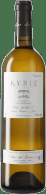 79,95 € Kostenloser Versand | Weißwein Costers del Siurana Clos de L'Obac Kyrie D.O.Ca. Priorat Katalonien Spanien Flasche 75 cl