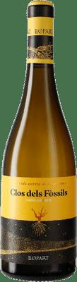 16,95 € Free Shipping | White wine Llopart Clos dels Fòssils D.O. Penedès Catalonia Spain Chardonnay Bottle 75 cl
