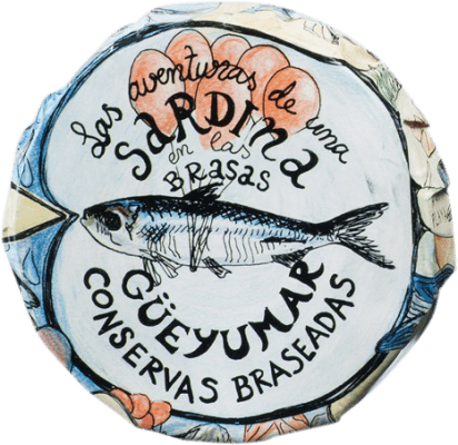 9,95 € Envoi gratuit   Conservas de Pescado Güeyu Mar Colas de Sardina Principauté des Asturies Espagne