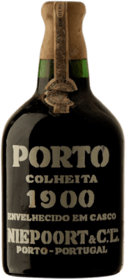 1 976,95 € Kostenloser Versand | Rotwein Niepoort Colheita 1900 I.G. Porto Porto Portugal Touriga Franca, Touriga Nacional, Tinta Roriz Flasche 75 cl
