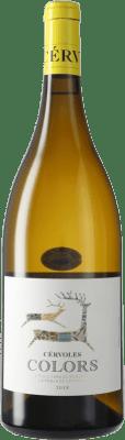 16,95 € Free Shipping | White wine Cérvoles Colors Blanc D.O. Costers del Segre Spain Magnum Bottle 1,5 L
