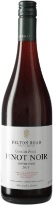 82,95 € Free Shipping | Red wine Felton Road Cornish Point I.G. Central Otago Central Otago New Zealand Pinot Black Bottle 75 cl