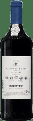 19,95 € Kostenloser Versand | Rotwein Niepoort Crusted I.G. Porto Porto Portugal Touriga Franca, Touriga Nacional, Tinta Roriz Flasche 75 cl