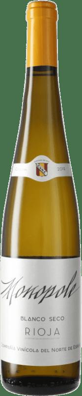 5,95 € Envoi gratuit   Vin blanc Norte de España - CVNE Cune Monopole D.O.Ca. Rioja Espagne Bouteille 75 cl