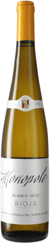 5,95 € Free Shipping | White wine Norte de España - CVNE Cune Monopole D.O.Ca. Rioja Spain Bottle 75 cl