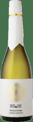 129,95 € Envío gratis | Sake Enter Sake Dassai Revolutions New Japón Botella 72 cl