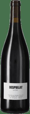 18,95 € Envío gratis | Vino tinto Alemany i Corrió Despullat D.O. Penedès Cataluña España Cabernet Sauvignon, Cariñena Botella 75 cl