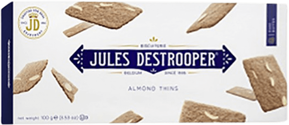 3,95 € Kostenloser Versand | Aperitivos y Snacks Jules Destrooper Destrooper Belgien