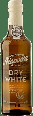 5,95 € Free Shipping | Fortified wine Niepoort Dry White I.G. Porto Porto Portugal Códega, Rabigato, Viosinho Half Bottle 37 cl
