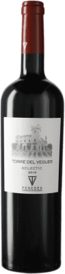 18,95 € Free Shipping   Red wine Torre del Veguer Eclectic D.O. Penedès Catalonia Spain Bottle 75 cl