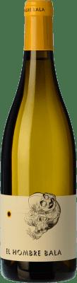 19,95 € Free Shipping | White wine Comando G El Hombre Bala D.O. Vinos de Madrid Madrid's community Spain Albillo Bottle 75 cl