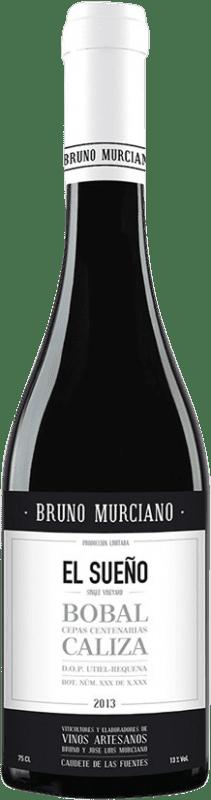 21,95 € Free Shipping | Red wine Murciano & Sampedro El Sueño D.O. Utiel-Requena Spain Bobal Bottle 75 cl