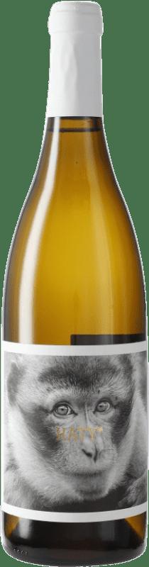 7,95 € Envoi gratuit | Vin blanc La Vinyeta Els Monos Cati Blanc D.O. Empordà Catalogne Espagne Bouteille 75 cl