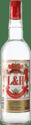 6,95 € Kostenloser Versand | Wodka LH La Huertana Emisario Spanien Flasche 70 cl