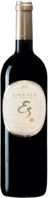 29,95 € Free Shipping | Red wine Solabal Esculle D.O.Ca. Rioja Spain Tempranillo Bottle 75 cl